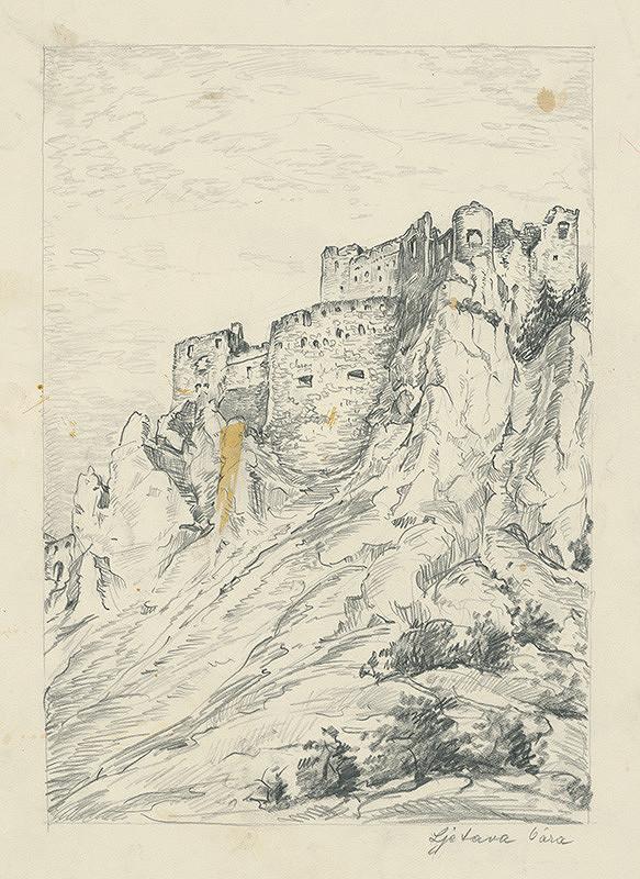 Eugen Krón – Lietavský hrad