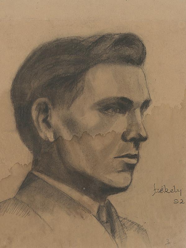 Ivan Anton Székely – Podobizeň muža