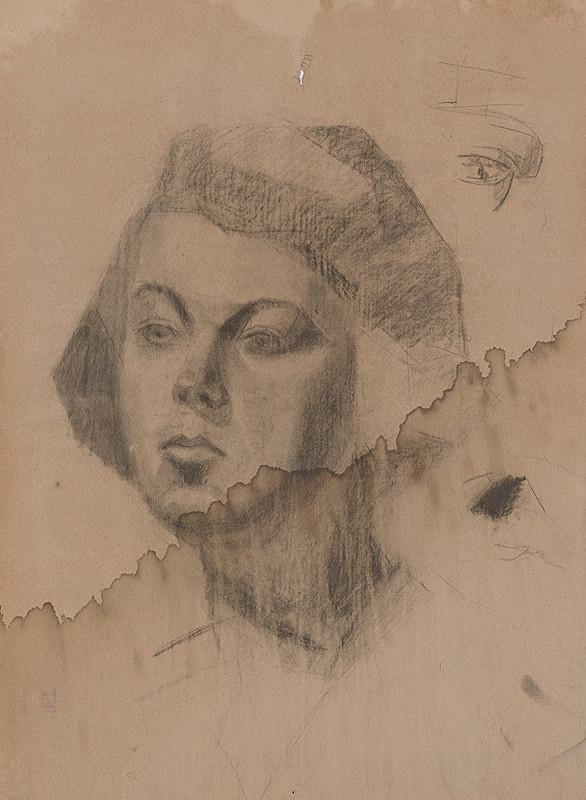 Ivan Anton Székely – Podobizeň dievčaťa