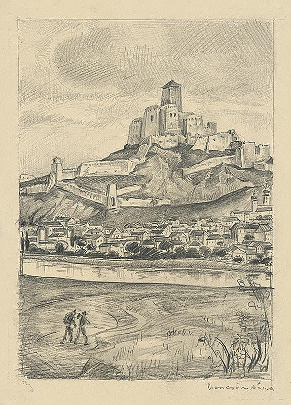 Eugen Krón - Trenčiansky hrad