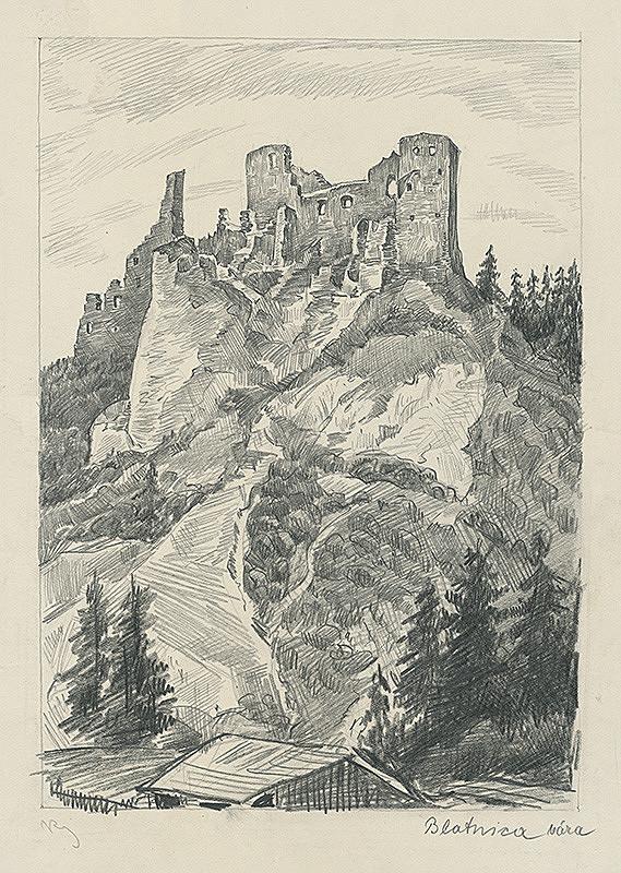 Eugen Krón – Blatnický hrad