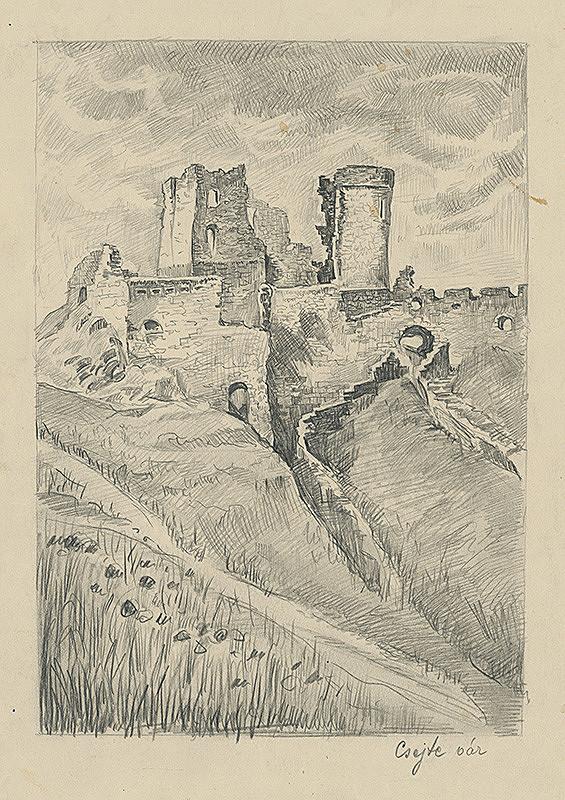 Eugen Krón – Čachtický hrad