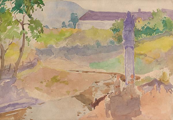 Ernest Rákosi – Za dedinou