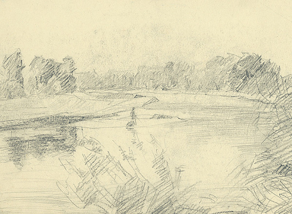 Ernest Rákosi – Pri rieke