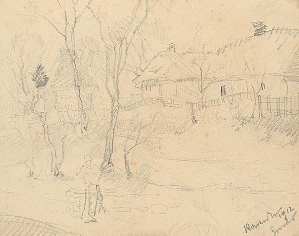 Ernest Rákosi – Domy na dedine