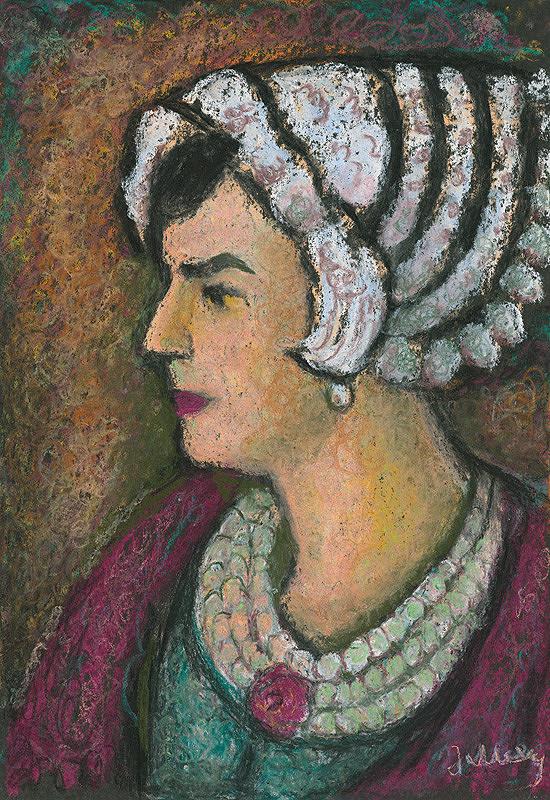 Janko Alexy – Žena z južného Slovenska