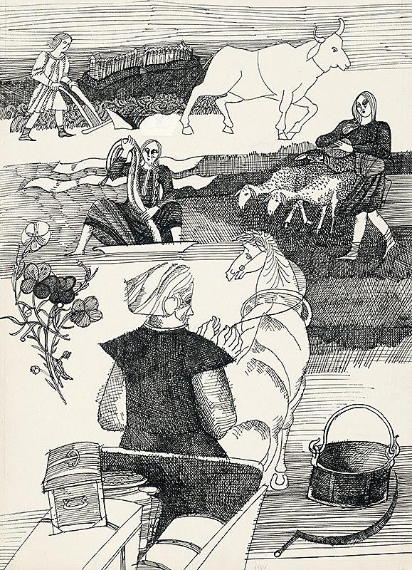 Margita Balšianková – Soľný muž II.