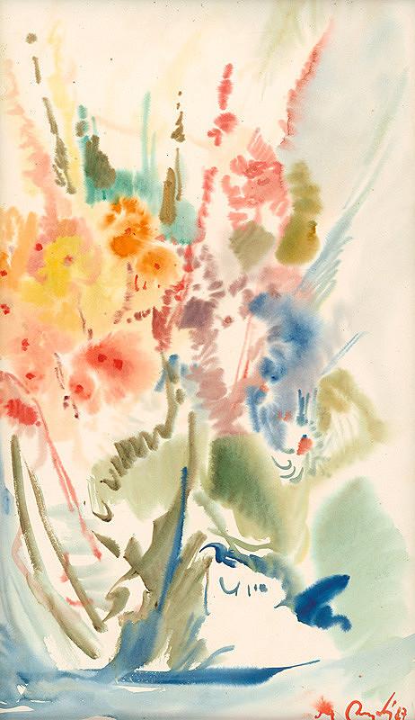 Mikuláš Rogovský – Kvety