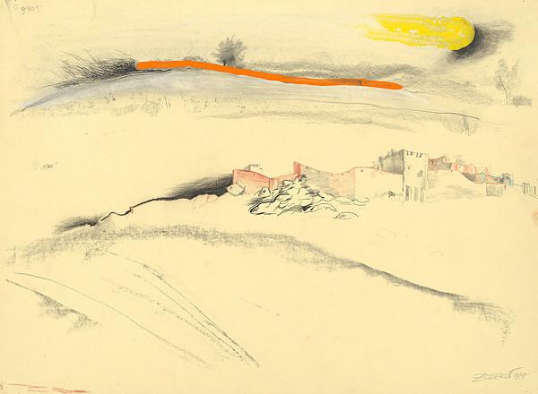 Alexander Eckerdt - Spišský hrad