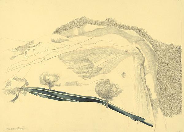 Alexander Eckerdt - Oblúkovitá krajina