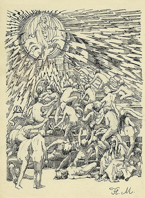 Milan Florián – Kresba II