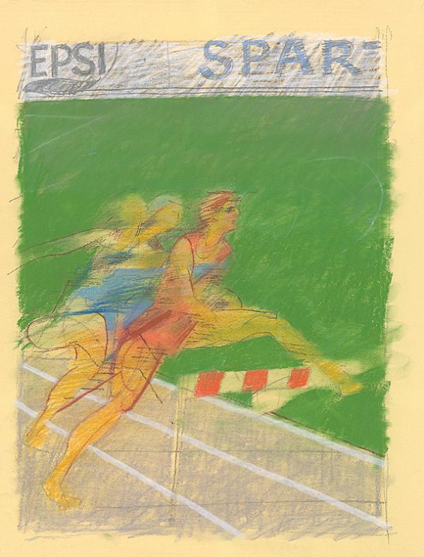 Dušan Srvátka – Bežci