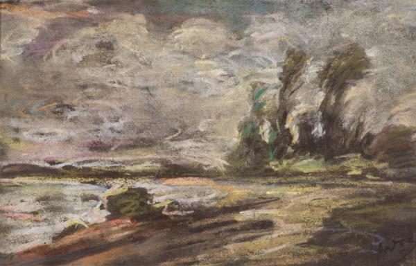 Štefan Fodor – Pred búrkou
