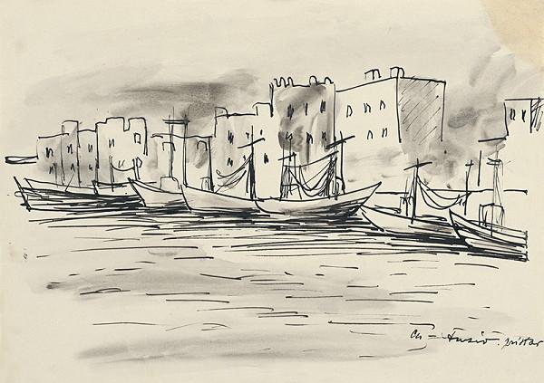 Matilda Čechová – Anzio - prístav