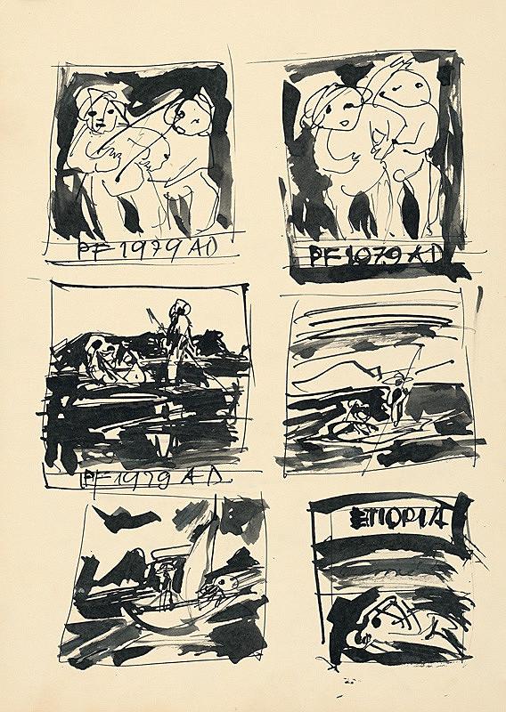 Andrej Doboš – PF 1979 I