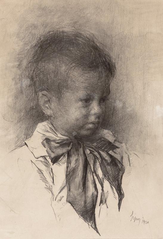 Vojtech Šipoš – Hlava chlapca