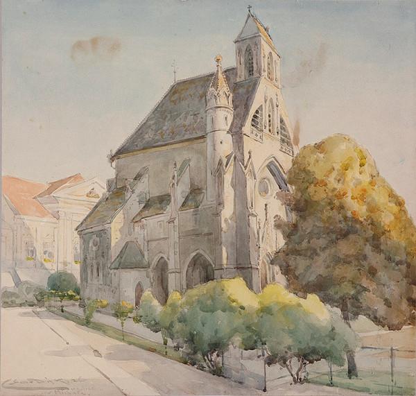 Ľudovít Čordák – Kaplnka sv. Michala v Košiciach