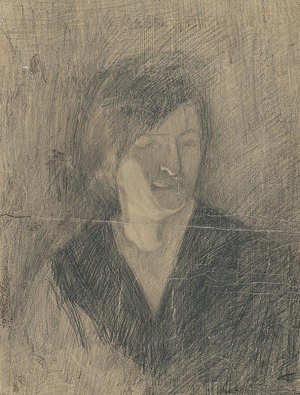 Ferdinand Katona - Poprsie ženy