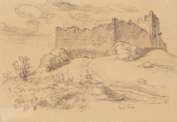Jozef Fabini – Spišský hrad