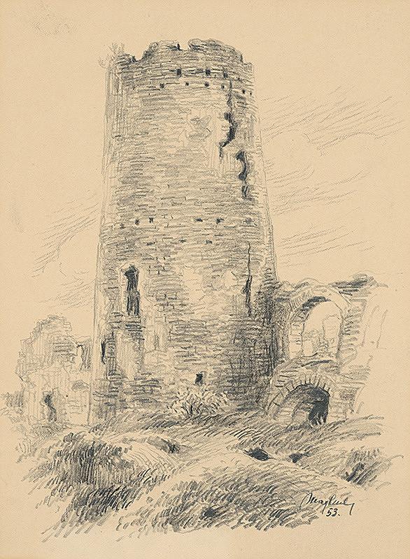 Jozef Majkut – Veža Spišského hradu