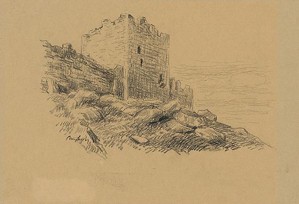 Jozef Majkut – Štvorhranná veža Spišského hradu
