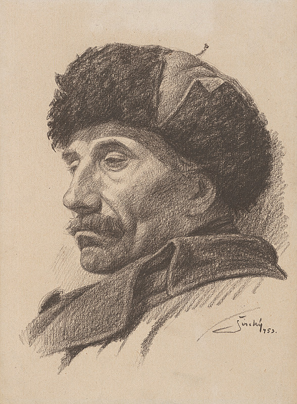 Alexander Široký – Hlava robotníka