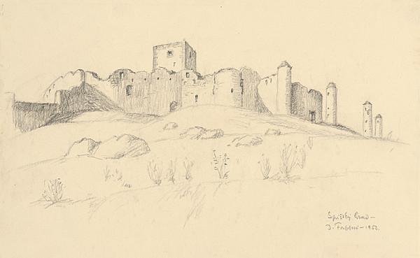 Jozef Fabini - Spišský hrad