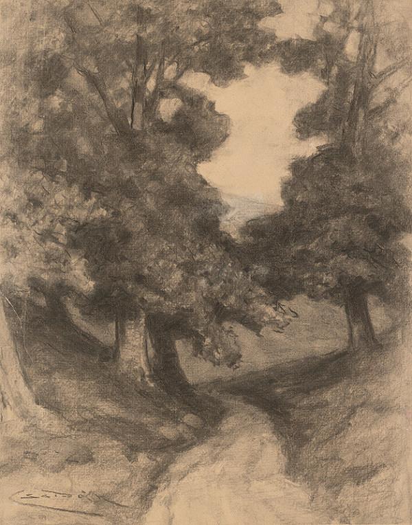 Ľudovít Čordák – Cesta medzi stromami