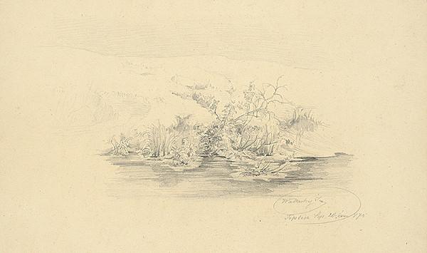 Eugen Wallachy - Štúdia brehu