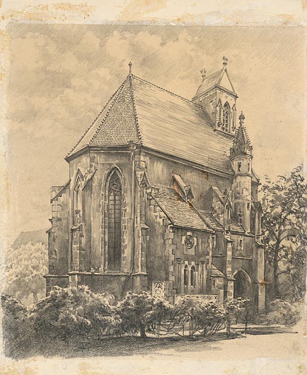 Vojtech Šipoš – Michalská kaplnka v Košiciach