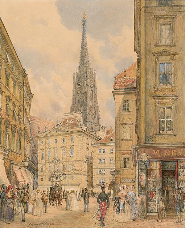 Franz Alt – Viedeň