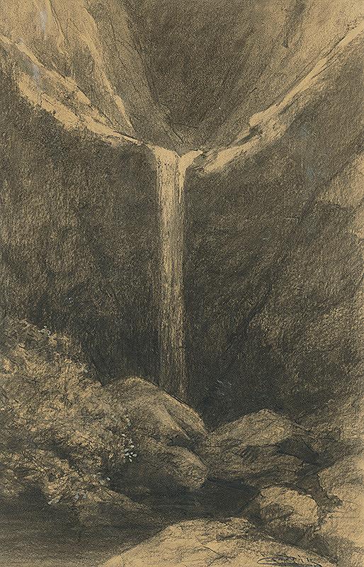 Ľudovít Čordák – Vodopád