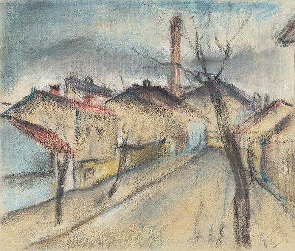 Konštantín Bauer – Ulica na periférií