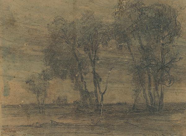 Ľudovít Čordák – Štúdia stromov