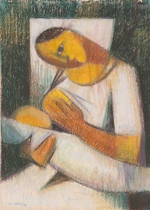 Július Muška – Materstvo