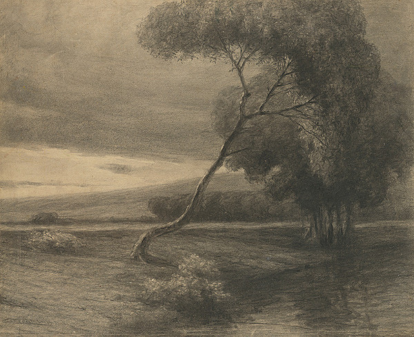 Datovania impresionistické západ slnka