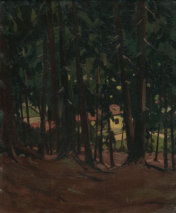 Edmund Gwerk - V lese