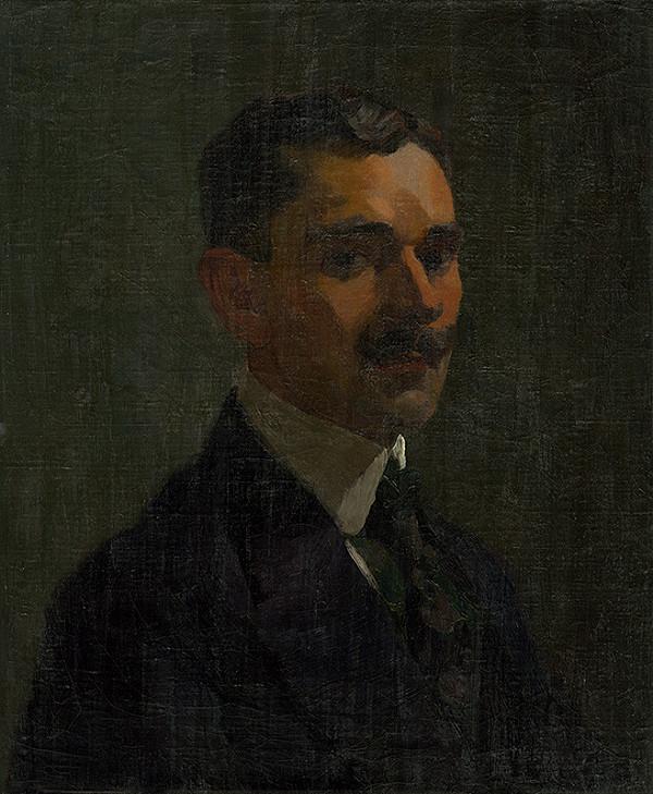 Emil Alexay-Olexák - Podobizňa Júliusa Olexáka