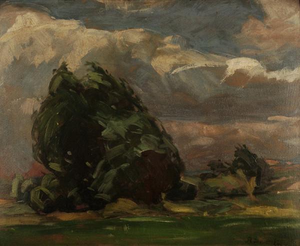 Ernest Rákosi - Pred búrkou