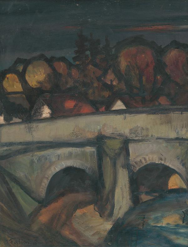 Jozef Fabini – Kamenný most
