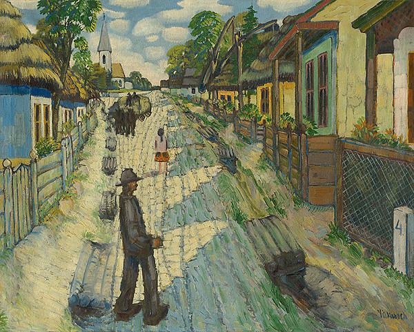 Anton Jasusch - Na dedine