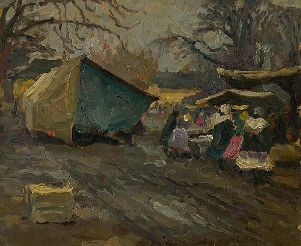 Jozef Theodor Mousson - Na trhu II.