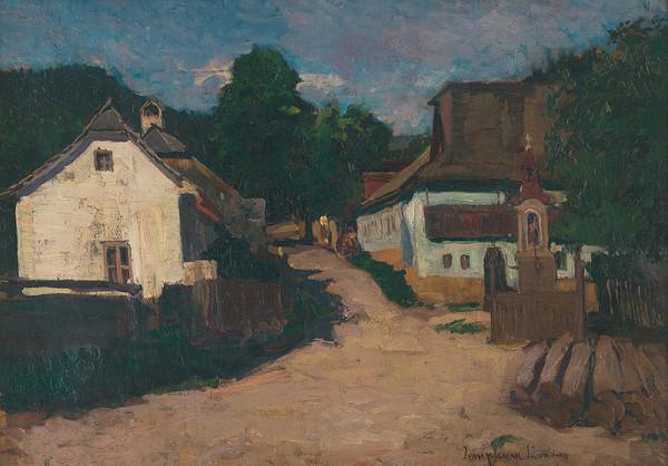 Teodor Zemplényi - Na dedine