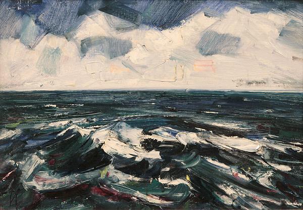 František Studený – Čierne more