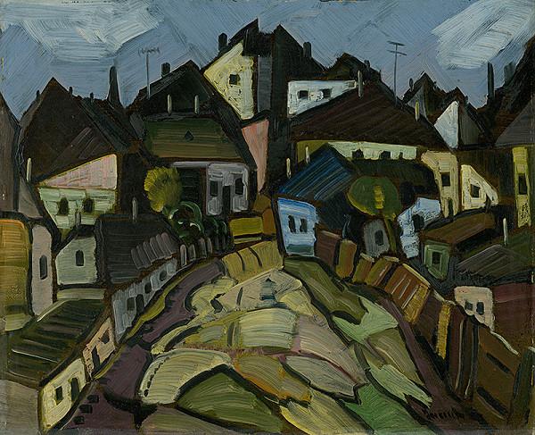 Anton Jasusch - Na periférii