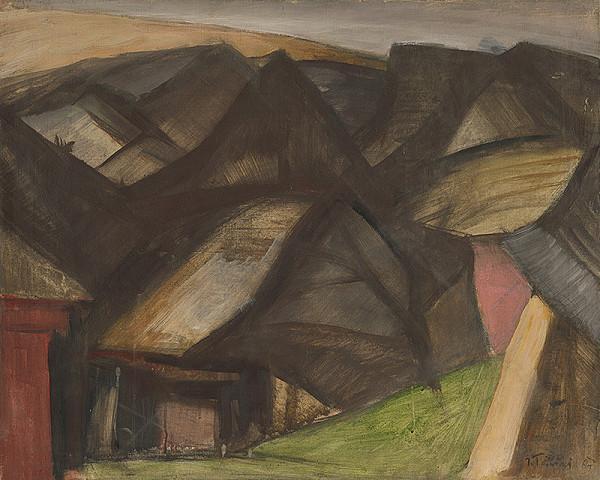 Jozef Fabini – Horská dedina