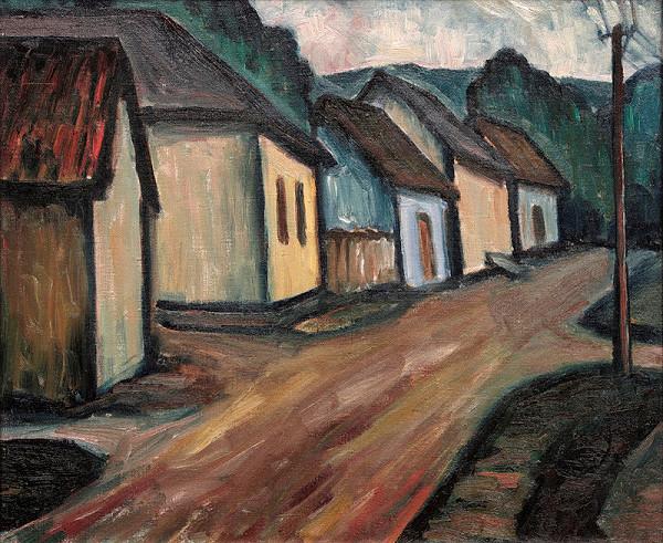 Anton Sučka – Z rodnej dediny