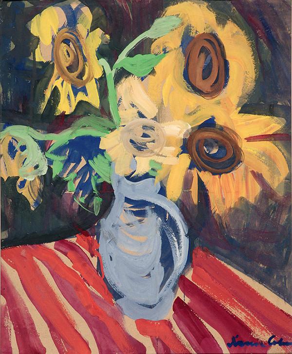 Xénia Columby-Sinayová – Slnečnice