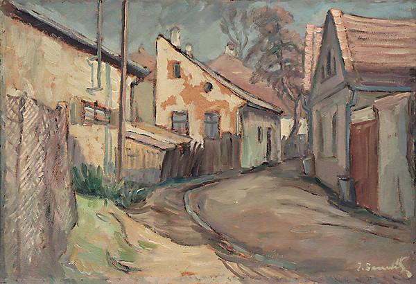 Jozef Bendík – Baštová ulica