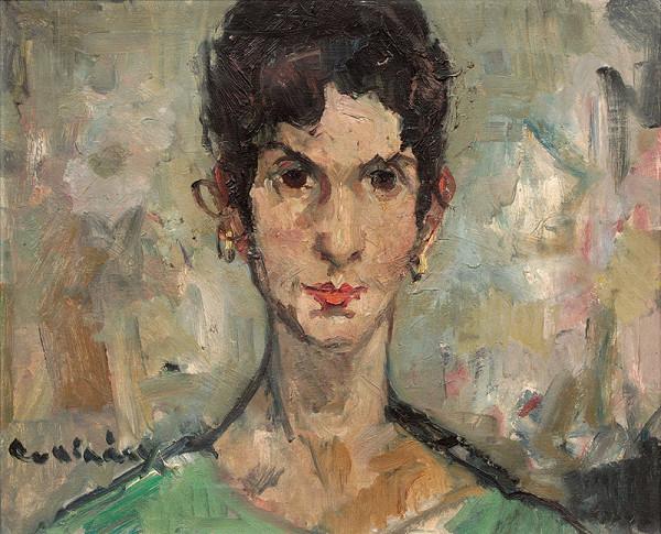 Juraj Collinásy – Podobizeň ženy